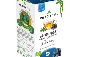 BLUEBERRY MORINGA ORGANIC SUPERFOOD TEA