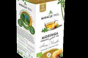 HONEY & VANILLA MORINGA ORGANIC SUPERFOOD TEA