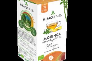 MANGO ORGANIC MORINGA SUPERFOOD TEA BAGS