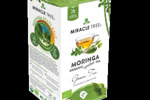 MORINGA SUPERFOOD GREEN TEA