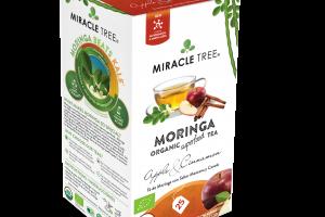 APPLE & CINNAMON MORINGA ORGANIC SUPERFOOD TEA