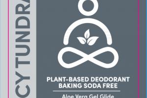 PLANT-BASED DEODORANT, ICY TUNDRA