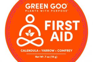 FIRST AID, CALENDULA + YARROW + COMFREY