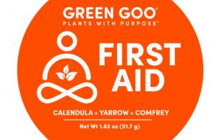FIRST AID CALENDULA + YARROW + COMFREY