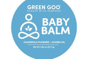 BABY BALM, CALENDULA FLOWERS + JOJOBA OIL