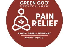 PAIN RELIEF, ARNICA + GINGER + PEPPERMINT