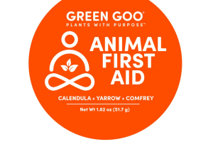 ANIMAL FIRST AID, CALENDULA + YARROW + COMFREY