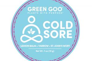 COLD SORE, LEMON BALM + YARROW + ST. JOHN'S WORT