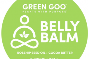 BELLY BALM, ROSEHIP SEED OIL + COCOA BUTTER