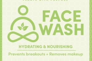 HYDRATING & NOURISHING FACE WASH