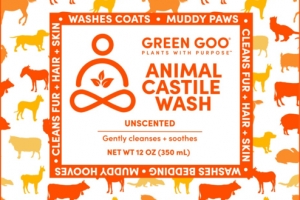ANIMAL CASTILE WASH, UNSCENTED