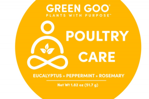 POULTRY CARE, EUCALYPTUS + PEPPERMINT + ROSEMARY