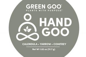 HAND GOO, CALENDULA + YARROW + COMFREY