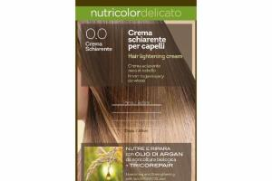 NUTRICOLOR HAIR LIGHTENING CREAM, 0.0