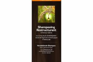 NUTRICOLOR RESTRUCTURING SHAMPOO DYED HAIR WITH BIO ARGAN OIL AND WILLOW
