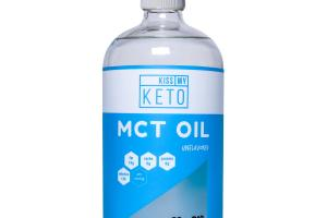 C8 + C10 UNFLAVORED DIETARY SUPPLEMENT MCT OIL