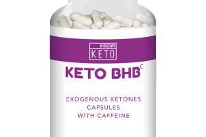 KETO BHBC EXOGENOUS KETONES DIETARY SUPPLEMENT CAPSULES