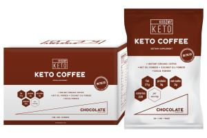 CHOCOLATE KETO COFFEE DIETARY SUPPLEMENT