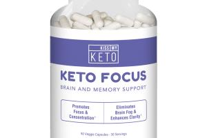 KETO FOCUS BRAIN AND MEMORY SUPPORT DIETARY SUPPLEMENT VEGGIE CAPSULES