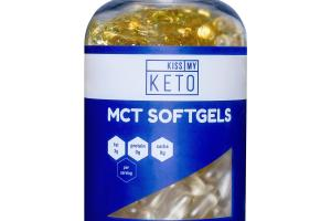 MCT OIL DIETARY SUPPLEMENT SOFTGELS