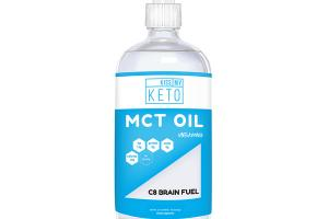 C8 BRAIN FUEL MCT OIL DIETARY SUPPLEMENT, UNFLAVORED