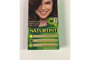 5G LIGHT GOLDEN CHEST NUT PERMANENT HAIR COLOR