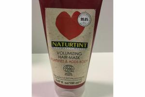 FORTIFIES & ADDS BODY VOLUMIZING HAIR-MASK