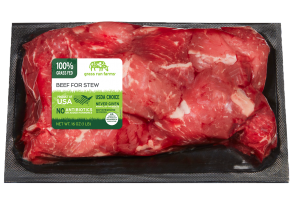100% GRASS FED BEEF FOR STEW