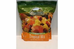 RED PAPAYA PINEAPPLES TROPICAL MIX