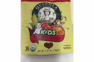 KIDS TEX MEX QUINOA