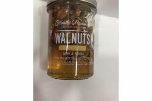 WALNUTS & HONEY