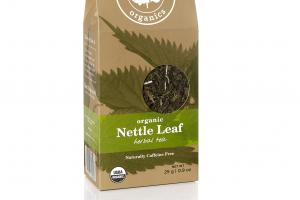 ORGANIC NETTLE LEAF HERBAL TEA
