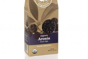 NATURALLY CAFFEINE FREE ORGANIC ARONIA FRUIT TEA