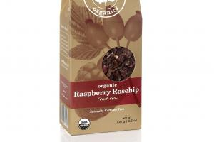 ORGANIC RASPBERRY ROSEHIP FRUIT TEA