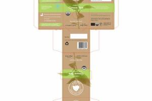ORGANIC GREEN TEA WITH LEMONGRASS
