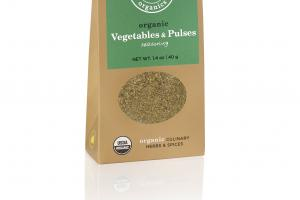 VEGETABLES & PULSES SEASONING ORGANIC CULINARY HERBS & SPICES