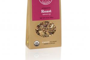 ROAST SEASONING ORGANIC CULINARY HERBS & SPICES