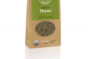 THYME ORGANIC CULINARY HERBS & SPICES