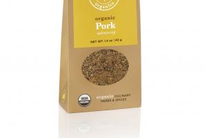 ORGANIC PORK SEASONING