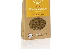 ORGANIC CHEESE & BUTTER SEASONING