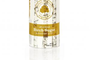 ALL-NATURAL GRANULATED XYLITOL BIRCH SUGAR