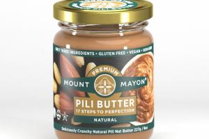 NATURAL PREMIUM PILI BUTTER