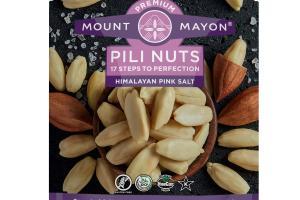 HIMALAYAN PINK SALT PREMIUM PILI NUTS