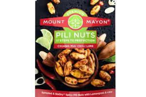 SPROUTED & SLODRY SPICY PILI NUTS WITH LEMONGRASS & LIME