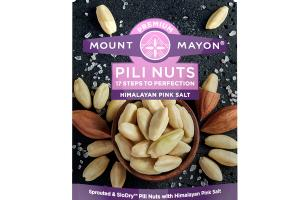 SPROUTED & SLODRY PREMIUM PILI NUTS WITH HIMALAYAN PINK SALT