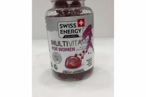 MULTIVITAMINS FOR WOMEN SOFT GUMMIES