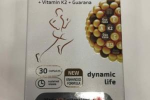 ACTIVE LIFE ENHANCED FORMULA DIETARY SUPPLEMENT CAPSULES