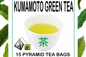 ORGANIC PREMIUM KUMAMOTO GREEN TEA