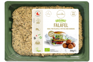 ORGANIC IDEAL FOR FALAFELS, PATTIES AND BURGERS