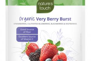 INDIVIDUALLY QUICK FROZEN STRAWBERRIES, CULTIVATED BLUEBERRIES, BLACKBERRIES & RASPBERRIES